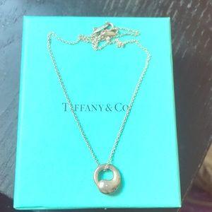 Tiffany co jewelry elsa peretti eternal circle pendant necklace tiffany co jewelry elsa peretti eternal circle pendant necklace aloadofball Images